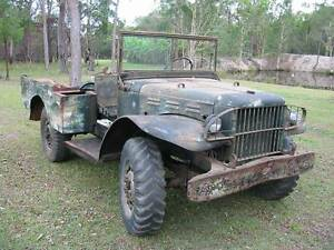 NOS PARTS FOR MILITARY WWII DODGE WEAPONS CARRIER 3/
