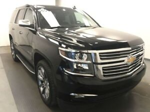 2017 Chevrolet Tahoe Premier HEATED & VENTED LEATHER, DVD, SU...