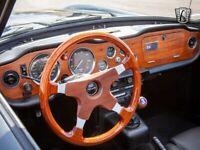 Miniature 12 Voiture American classic Triumph TR-6 1973