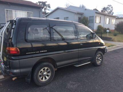 1997 Mitsubishi Delica Van/Minivan Lithgow Lithgow Area Preview