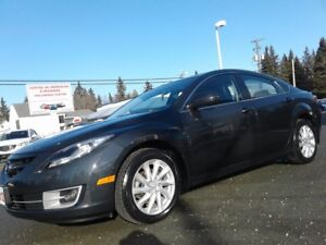 2012 Mazda Mazda6 GS luxury Fully loaded and inspected 4 new tir