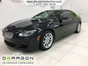 2015 BMW 6 Series 650i xDrive + M SPORT EDITION + M SPORT PACK L