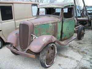 34 Chevy  1/2 3/4 1 ton truck pickup rat rod 31 32 33 35 36 37 38