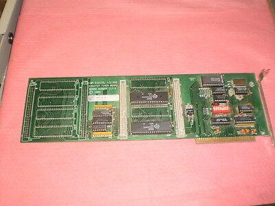 Ibm Digital Io And Counter Timer Board 117-4 Sti Acpc-10-40 Board