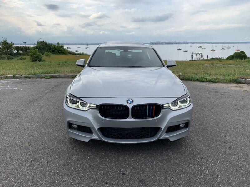 Image 3 Voiture Européenne d'occasion BMW 3-Series 2016