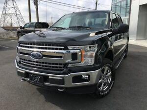"2018 Ford F150 4x4 - Supercrew XLT - 157"""" WB"