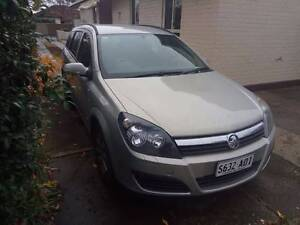 2006 Holden Astra Station Wagon(big maintenance ) Mitchell Park Marion Area Preview