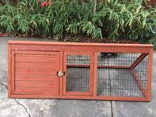 Guinea pigs rabbit triangle grass hutch pet lodge Ryde Ryde Area Preview