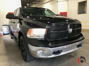 2015 Ram 1500 ECODIESEL - Outdoorsman - QUAD CAB - HITCH