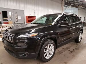 2014 Jeep Cherokee NORTH LATTITUDE V6 4X4 + NAV