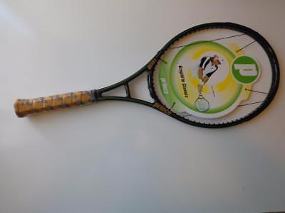 NEW Prince Tour Graphite Oversize 107 head 4 1/4 grip Tennis Racquet