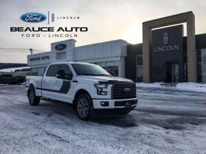 "2017 Ford F-150 XLT / EDITION SPECIAL / ROUE 20"""" / GPS"