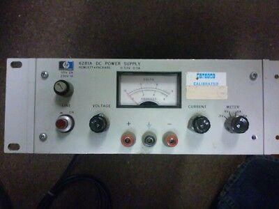 Agilenthp 6281a Variable Regulated Dc Power Supply