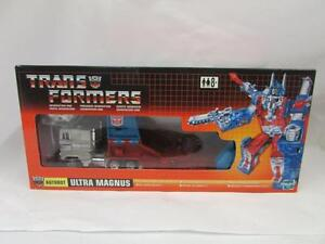 Transformers Ultra Magnus G1 Re-Issue Commerative  MISB