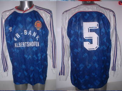 Yugoslavia ADIDAS Adult XL 1990s Vintage Football Soccer Shirt Jersey Trikot 5 image