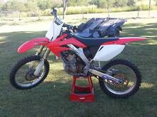 2007 hond cr250r in vgc Ipswich City Preview