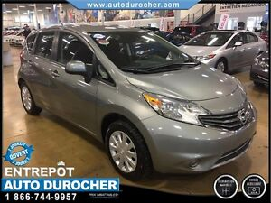 2014 Nissan Versa Note HATCHBACK - MIRROIRS CHAUFFANTS