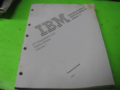 Разное IBM OS/2 TECHNICAL REFERENCE VERSION