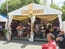 FUNKY HAT SALES AT MUSIC FESTIVALS Sunshine Coast Region Preview