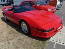 1991 Chevrolet Corvette Devon Hills Northern Midlands Preview
