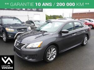 2013 Nissan Sentra SR**GARANTIE 10 ANS**