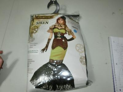 SteamPunk Victorian Cosplay FairyTales Siren Costume SIZE M/L, NEW - Fairy Tales Halloween Costumes
