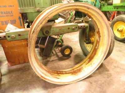 John Deere A G Rear Wheel Rim Aa2478r 11-38 Rim Will Fit A 13.6-38 Tire