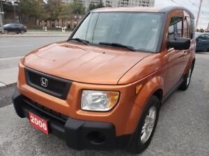 2006 Honda Element MINT CONDITION/LEATHER/AUX/ALLOYS/POWER GRP