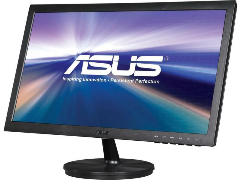 """Asus 21.5"""" LED HD Monitor Black VS228TP"""