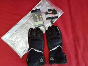 REV'IT! Summit 2 H20 Waterproof Gloves, Size Medium, Worn Once Chadstone Monash Area Preview