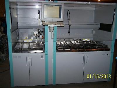 Roche Pvt Labsystems Rsd 800 V1.2.4 Sorting System Sample Distributor Date 2007