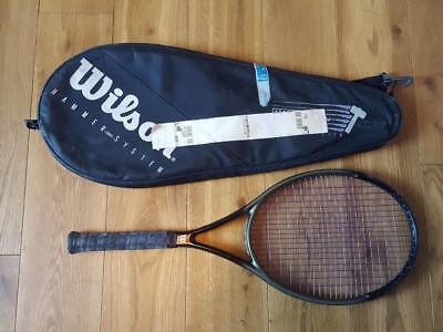 Wilson Hammer System 2.7 Tennis Racket and Bag