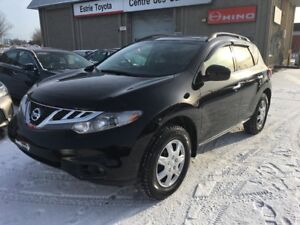 2014 Nissan Murano SV AWD AC VITRES TOIT MAGS