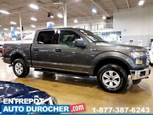 2015 Ford F-150 XLT - 4X4 - AUTOMATIQUE -  AIR CLIMATISÉ