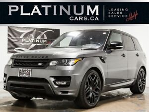 2016 Land Rover Range Rover Sport HST LE 380HP SUPERCH