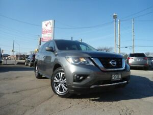 2018 Nissan Pathfinder 4X4NO ACCIDENT NAVIGATION B-TOOTH BLIND S