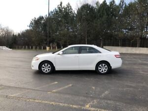 2010 Toyota CAMRY LE FWD