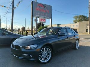 2015 BMW 320i xDrive - LUXURY - NAVIGATION - REAR SENSORS