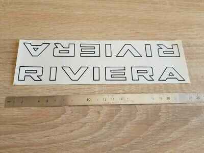 ++ autocollant sticker RIVIERA vélo cyclisme vintage ++