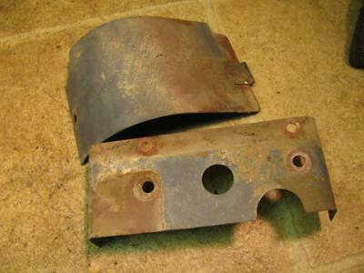 Wisconsin S7d 1 Cylinder Engine Cylinder Sheet Metal Parts