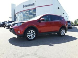 2014 Toyota RAV4 Limited with TECHNOLOGY PACKAGE