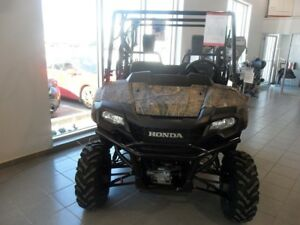 2017 Honda SXS700M4DCH PIONEER 4 SEATER LUXE CAMO $87.18 WEEKLY!