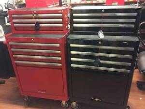 Heavy Duty 2 Piece Mechanic Handyman 8 Drawer Tool Box Wantirna South Knox Area Preview