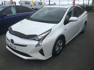 2017 Toyota Prius CERTIFIÉ TECHNOLOGIE AC CUIR GPS TOIT CAMÉRA R