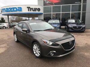 2015 Mazda Mazda3 GT! BOSE! LEATHER! NEW TIRES! GT! BOSE! LEATHE