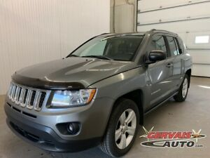 2012 Jeep Compass North A/C MAGS *Bas Kilométrage*