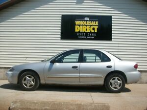 2005 Chevrolet Cavalier ONLY 109K KMS - AUTOMATIC WITH A/C