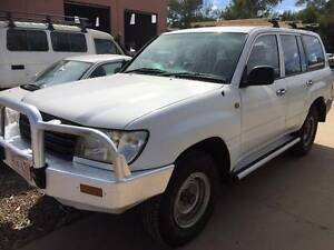 2003 Toyota LandCruiser Wagon Alice Springs Alice Springs Area Preview