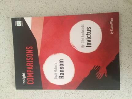Insight Comparison RANSOM AND INVICTUS!!!