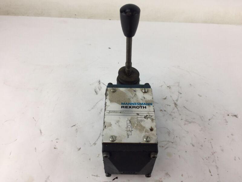 REXROTH MANNESMANN 4WMM10J31/ Hydraulic Directional Control Valve (S#25-4)